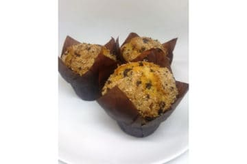 Choco-Coconut Muffins