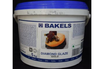 Bakels Diamond Glaze Gold