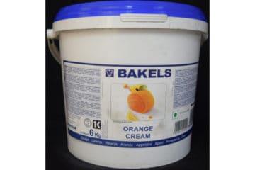Bakels Orange Cream