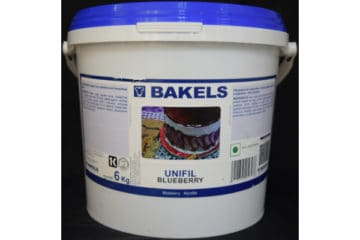 Bakels UNIFIL Blueberry