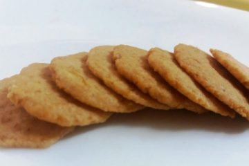 Chewy Pineapple Thins