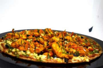 Chicken Inasal Pizza