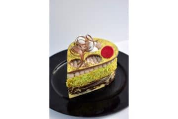 Kiwi Pastry Cake