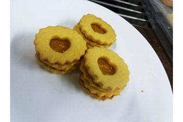 Lemon Pineapple Biscuits