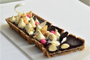 Tarte Chocolat-Noisette de Coco