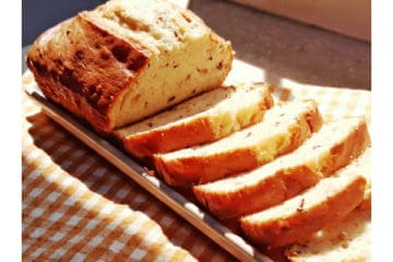Cereal and Honey Loaf Cake