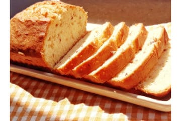 Corn Loaf Cake