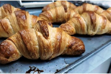 Butter Croissants (Buffet / Low End)