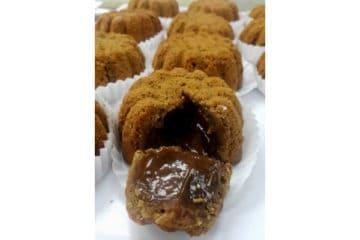 Bakels Caramel Lava Cake Mix