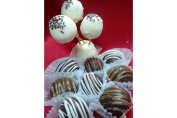 Bakels White Chocolate Truffle (Heat & Pour)