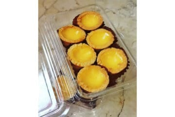 Lemon Cheese Tartlets