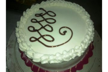 Red Choco Cake