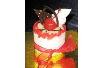 Single Serve Mousse Cakes