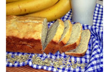 Fit for Life Banana Loaf