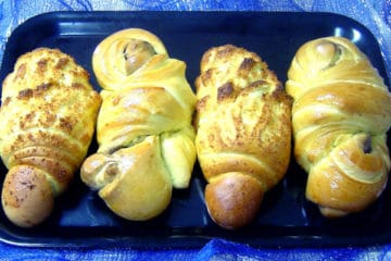 Fruit Filled Bread