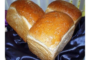 Meal Rye and Walnut Bread