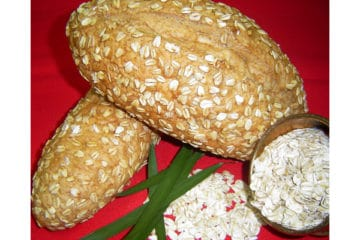 Oat-Wheat Bread