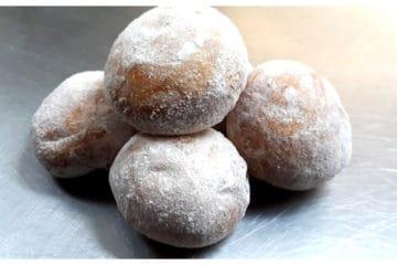 Soft Doughnut Cheese Bites