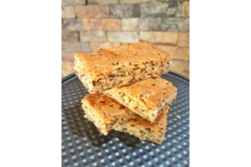 Soy and Linseed Bars