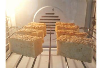 Gluten-Free Oatmeal Bars