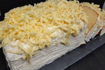 Caramel Butter Loaf