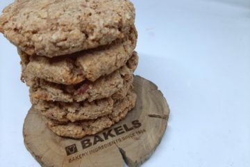 Healthy Oatmeal Cranberry Cookies