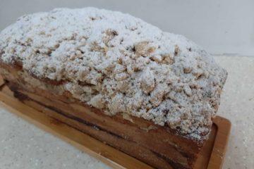 Cinnamon Cake Loaf
