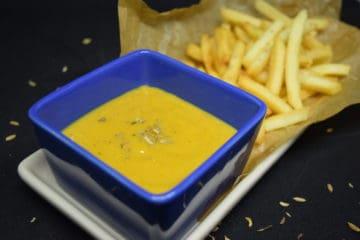Creamy Salted Egg Sauce