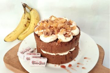 Dreamy Chocnut x Banana Cake